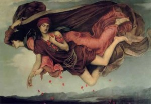 Evelyn de Morgan's Night and Sleep  - S. Kelley Harrell's Supernatural Experiences and Spiritual Emergency