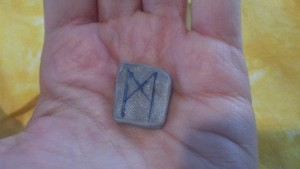 Mannaz - Weekly Rune on Intentional Insights, by S. Kelley Harrell