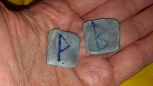 2012 Winter Solstice Runes
