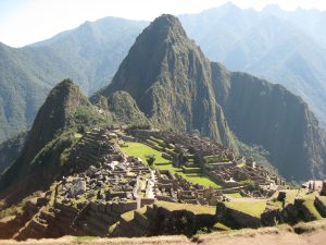 Machu Picchu by Dawn