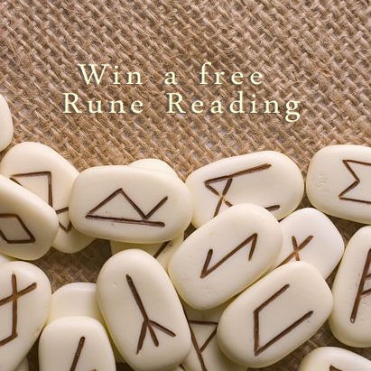 Win a free Rune Reading!