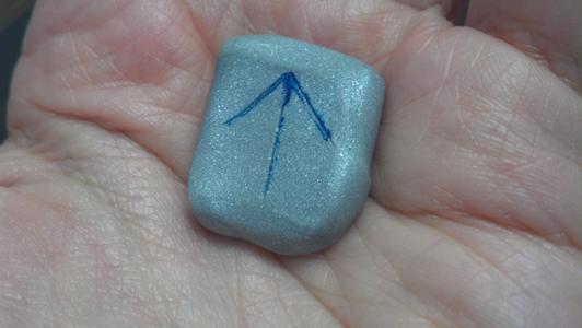 Weekly Rune - Tiwaz