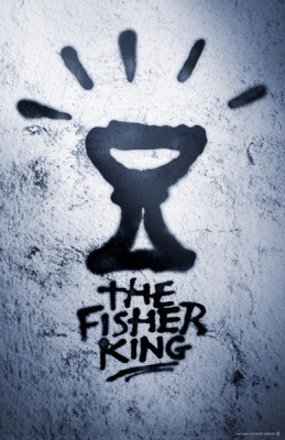 The Fisher King - Poster by Bunny Dojo