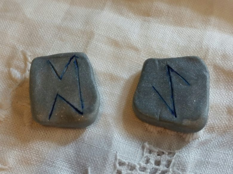 The Weekly Rune - S. Kelley Harrell, Soul Intent Arts