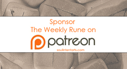 Sponsor The Weekly Rune on Patreon