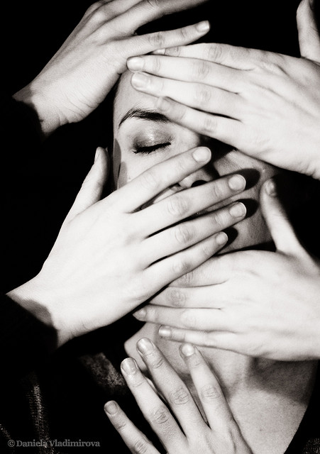Hands - Photo by Daniela Vladimirova - https://www.flickr.com/photos/danielavladimirova/