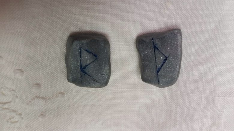 Raidho - The Weekly Rune - by S. Kelley Harrell, Soul Intent Arts