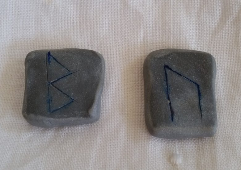 Berkano - The Weekly Rune - by S. Kelley Harrell, Soul Intent Arts