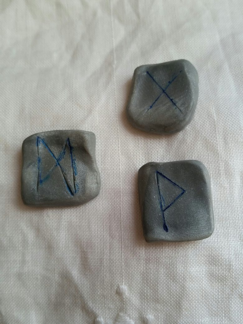 Dagaz - The Weekly Rune on Intentional Insights - by S. Kelley Harrell, Soul Intent Arts