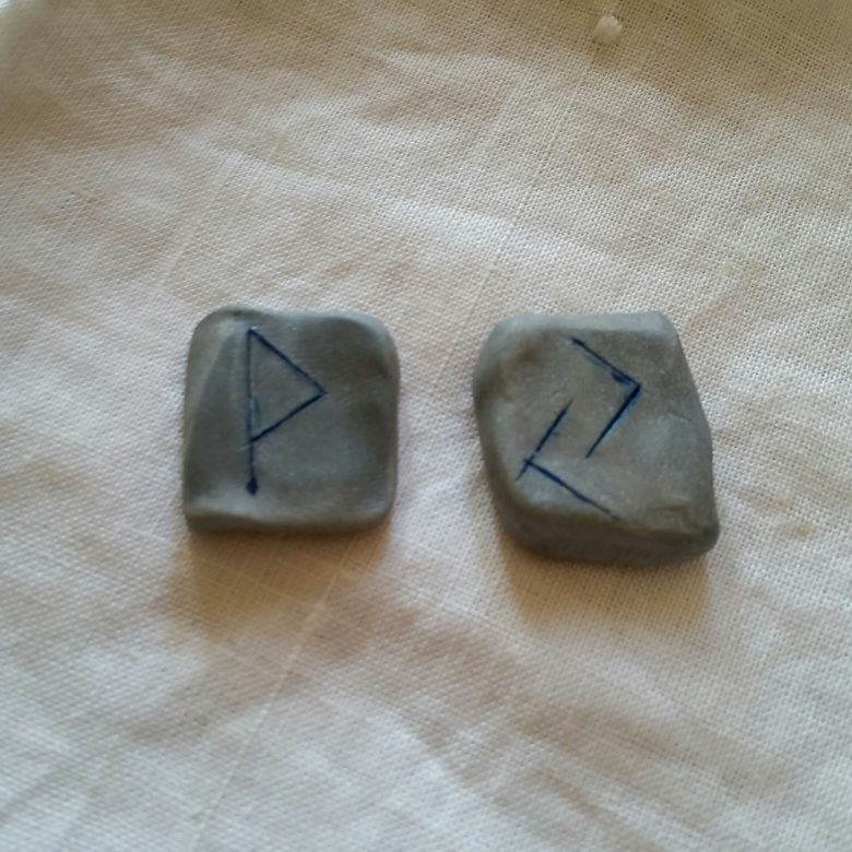 Wunjo - The Weekly Rune on Intentional Insights - by S. Kelley Harrell, Soul Intent Arts