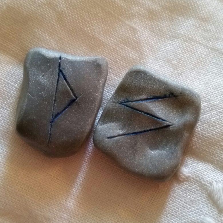 Thurisaz - The Weekly Rune on Intentional Insights - by S. Kelley Harrell, Soul Intent Arts