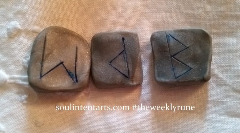 Ehwaz Reversed - The Weekly Rune on Intentional Insights - by S. Kelley Harrell, Soul Intent Arts