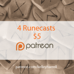 Four Weekly Runecasts for $5, Soul Intent Arts