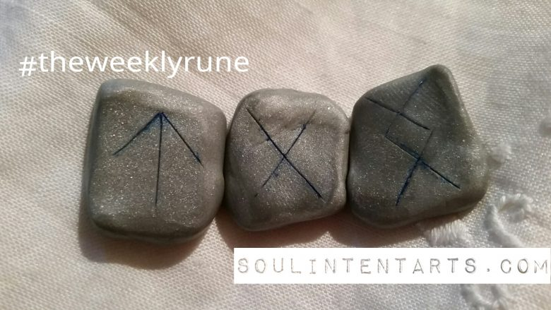 Ingwaz - The Weekly Rune on Intentional Insights- by S. Kelley Harrell, Soul Intent Arts