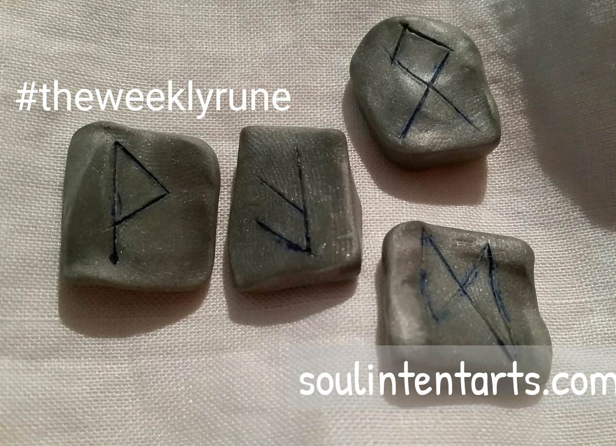 The Weekly Rune – Ansuz Reversed