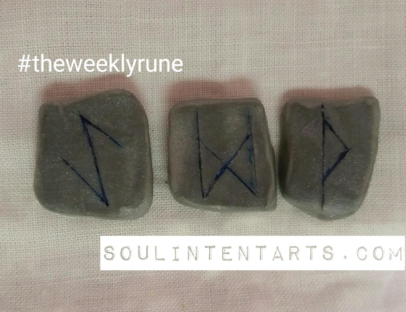 The Weekly Rune – Mannaz Reversed