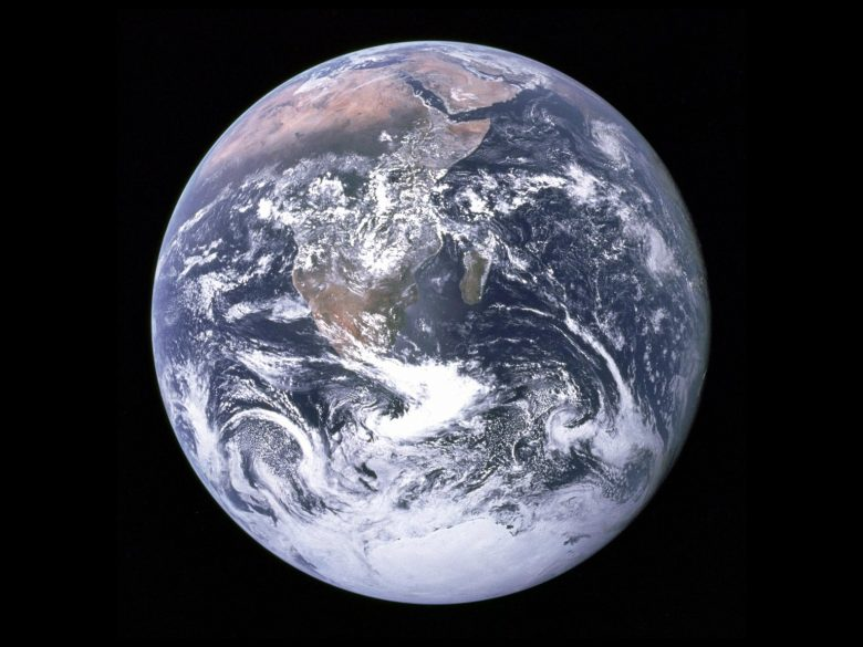 The Blue Marble by NASA on flickr, Planetary Soul Loss, Kelley Harrell, Soul Intent Arts