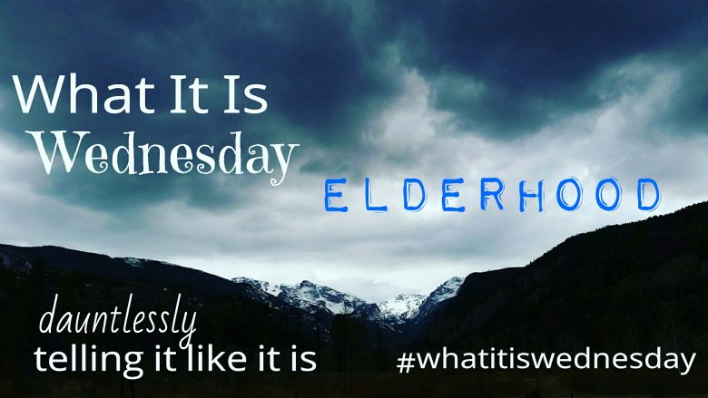 #whatitiswednesday Elderhood by S. Kelley Harrell, Soul Intent Arts, Fuquay, NC Photo by SKH