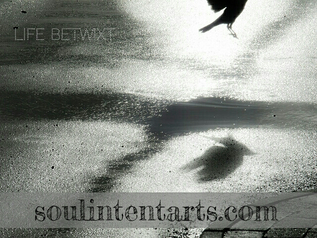 Life Betwixt - Deathwalking, Intentional Insights, Soul Intent Arts, Original Photo by Sergei Wolle
