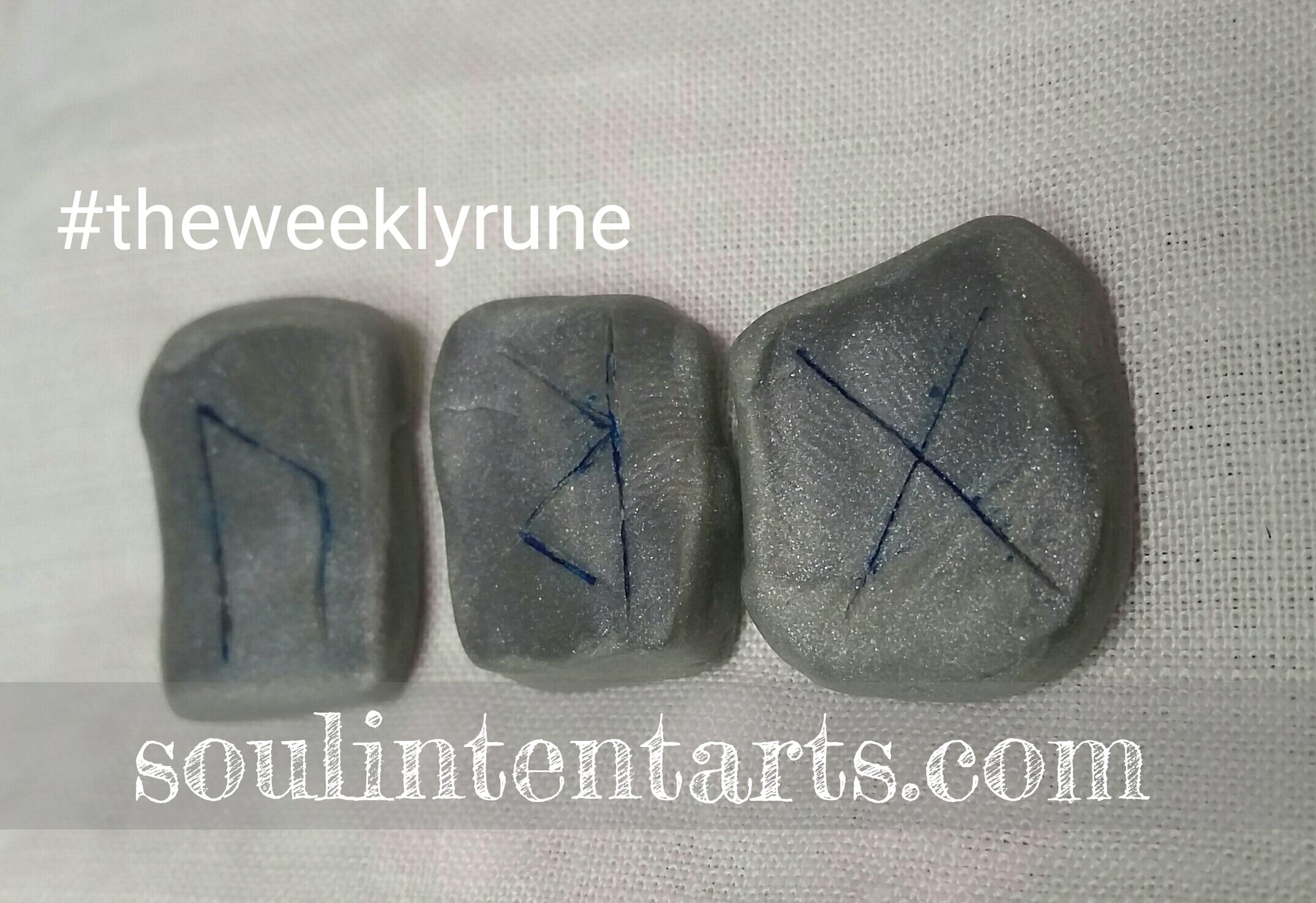 The Weekly Rune – Raidho Reversed