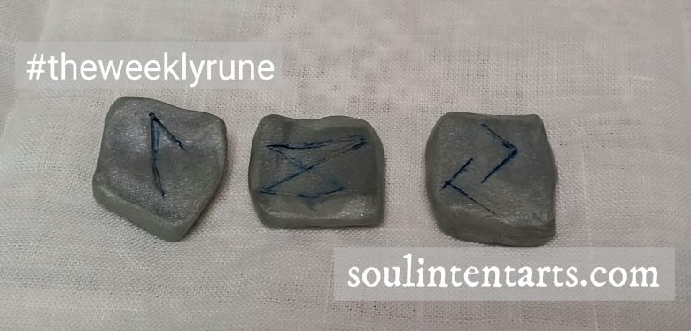 The Weekly Rune for 25 December 2016 on Intentional Insights- by S. Kelley Harrell, Soul Intent Arts #theweeklyrune