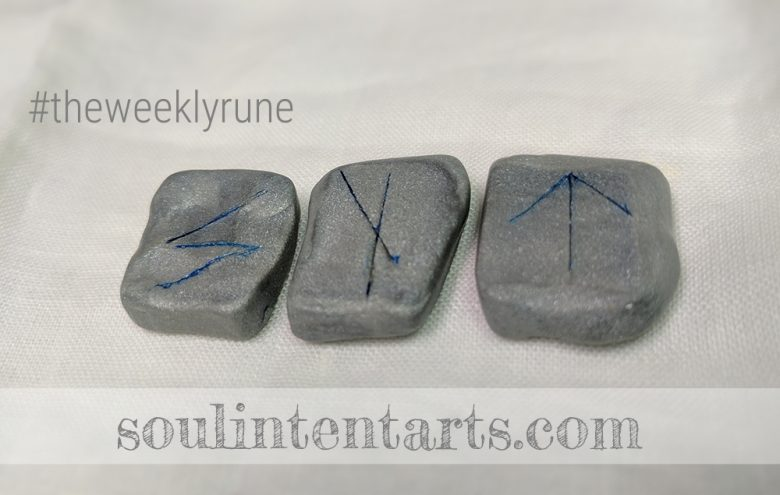 The Weekly Rune for 26 February 2017 on Intentional Insights- by S. Kelley Harrell, Soul Intent Arts #theweeklyrune