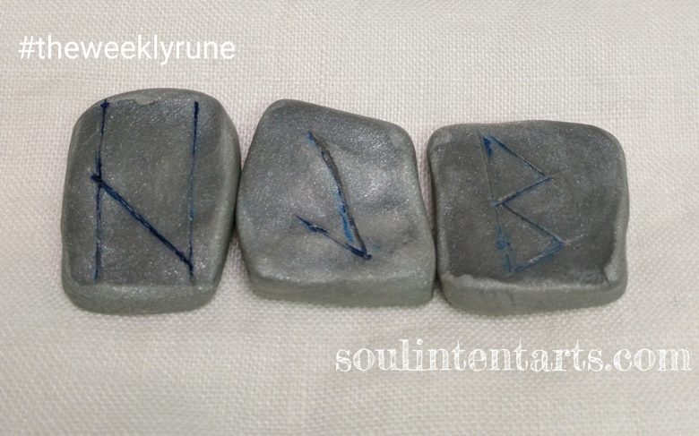 The Weekly Rune for 19 March 2017 on Intentional Insights- by S. Kelley Harrell, Soul Intent Arts #theweeklyrune