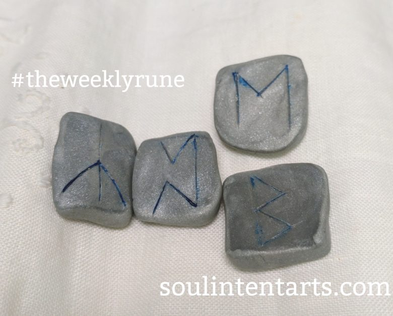 The Weekly Rune for 26 March 2017 on Intentional Insights- by S. Kelley Harrell, Soul Intent Arts #theweeklyrune