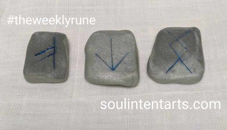 The Weekly Rune for 12 May 2017 on Intentional Insights- by S. Kelley Harrell, Soul Intent Arts #theweeklyrune