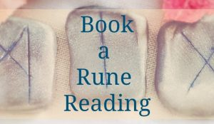 Book a Rune Reading with Kelley Harrell