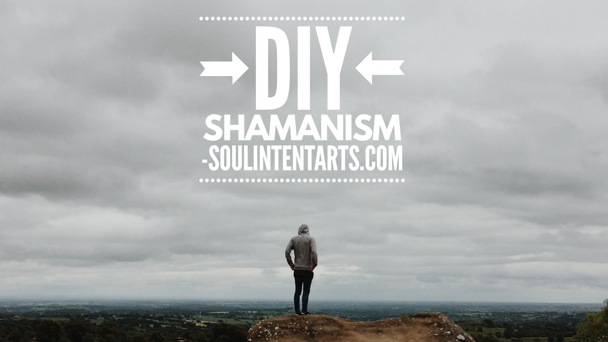 My Response to DIY Shamanism