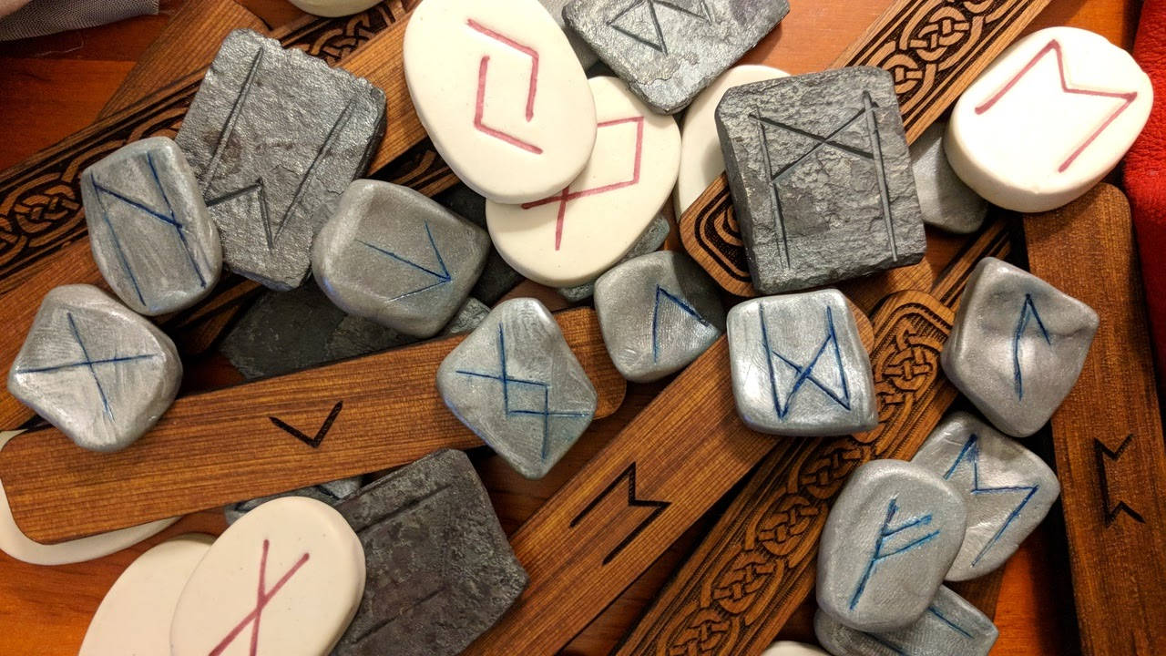 Reawakening the Runes Mini Course