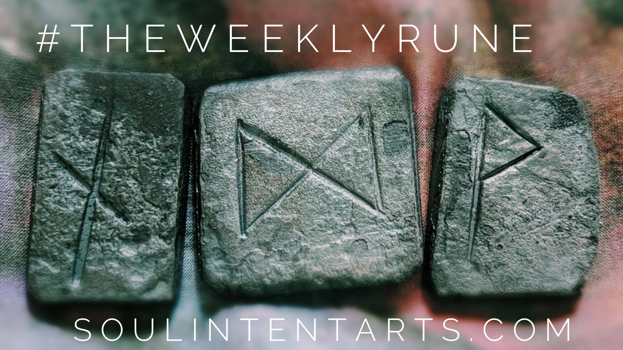 The Weekly Rune, Wunjo