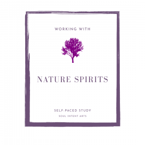Working with Nature Spirits - Soul Intent Arts