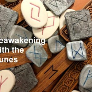 Reawakening with the Runes Mini Course with Kelley Harrell