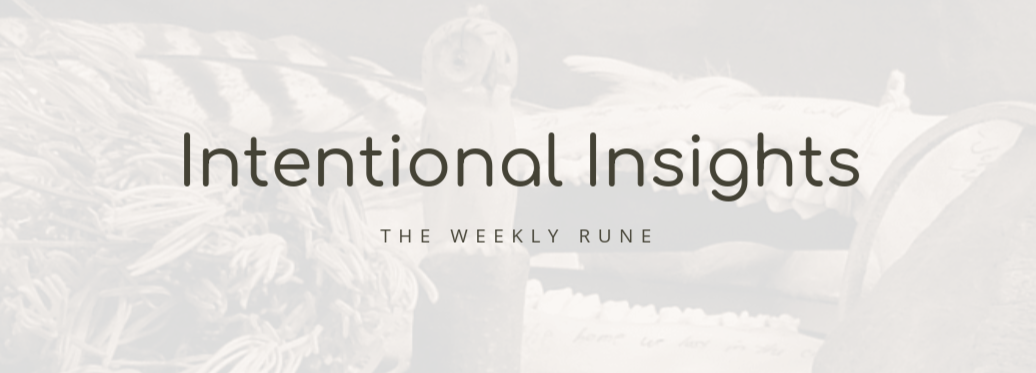 Intentional Insights - Soul Intent Arts