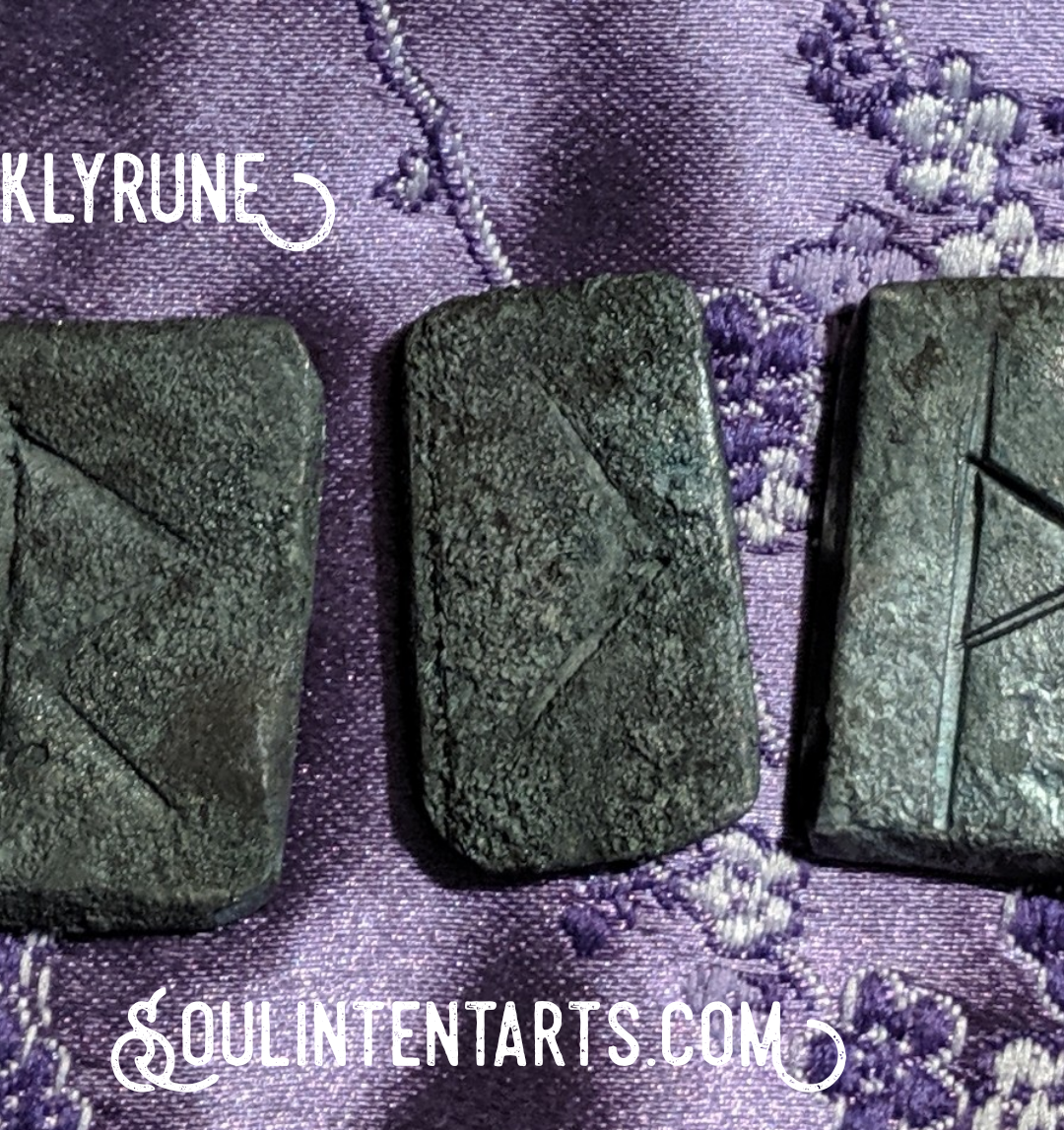 The Weekly Rune, cast for 28 July 2019 on Intentional Insights- by S. Kelley Harrell, Soul Intent Arts #theweeklyrune