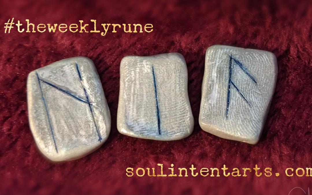 The Weekly Rune – Ansuz