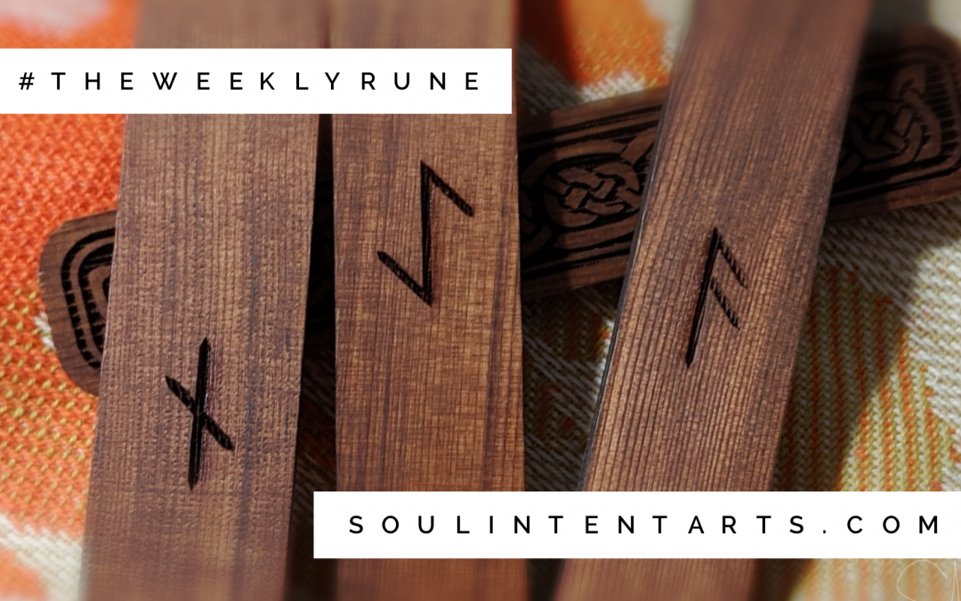 The Weekly Rune – Ansuz
