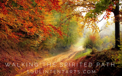 Free Live Event – Walking The Spirited Path