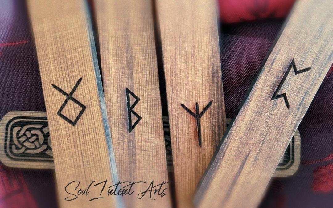 The Weekly Rune – Progression into Algiz