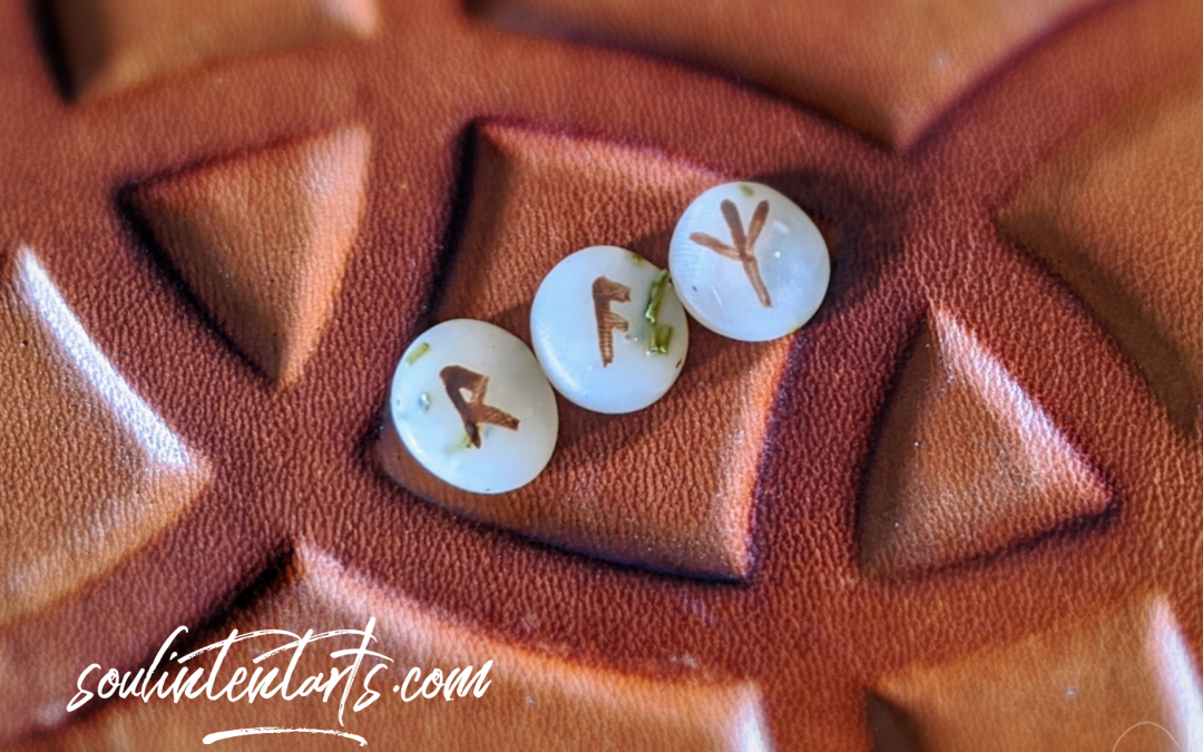 The Weekly Runecast for 2 February 2020 on Intentional Insights- by S. Kelley Harrell, Soul Intent Arts #theweeklyrune