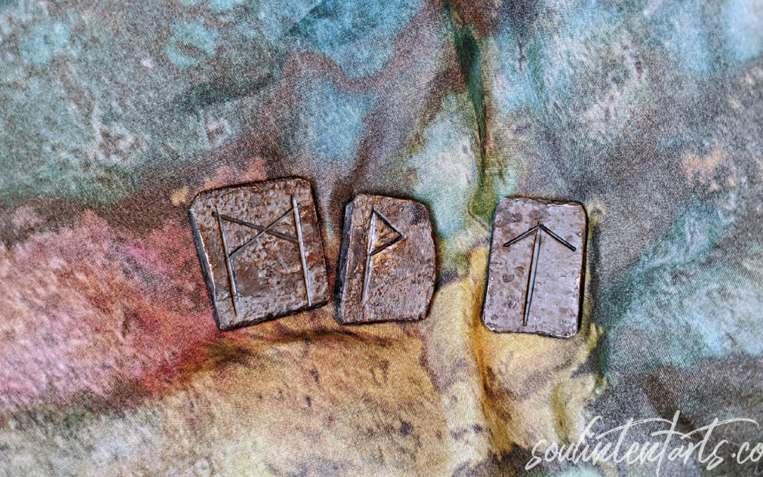 The Weekly Runecast for 1 March 2020 on Intentional Insights- by S. Kelley Harrell, Soul Intent Arts #theweeklyrune