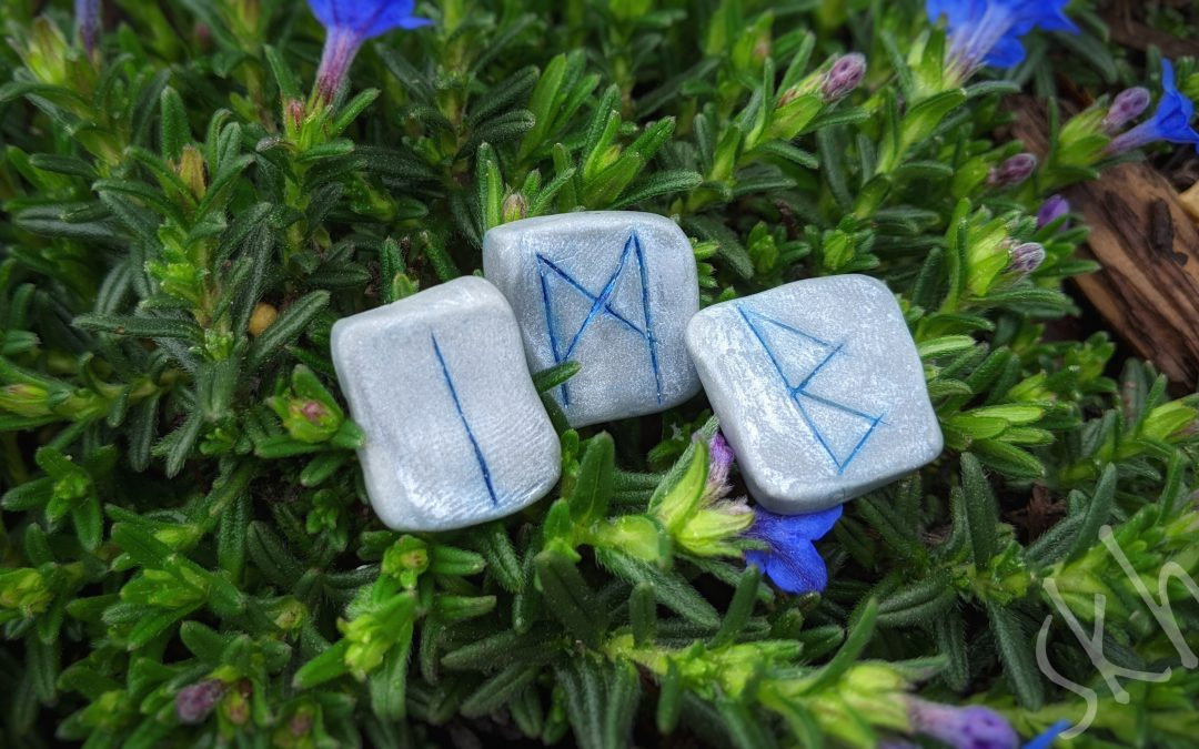 The Weekly Runecast for 15 March 2020 on Intentional Insights- by S. Kelley Harrell, Soul Intent Arts #theweeklyrune