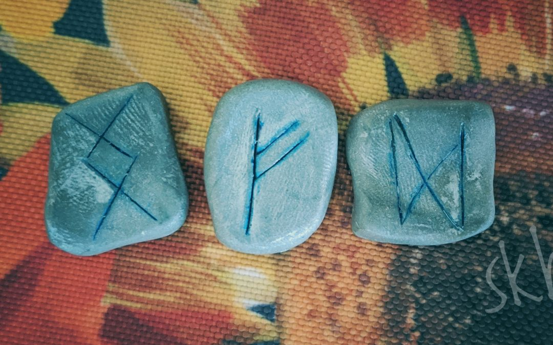 The Weekly Runecast for 14 June 2020 on Intentional Insights- by S. Kelley Harrell, Soul Intent Arts #theweeklyrune