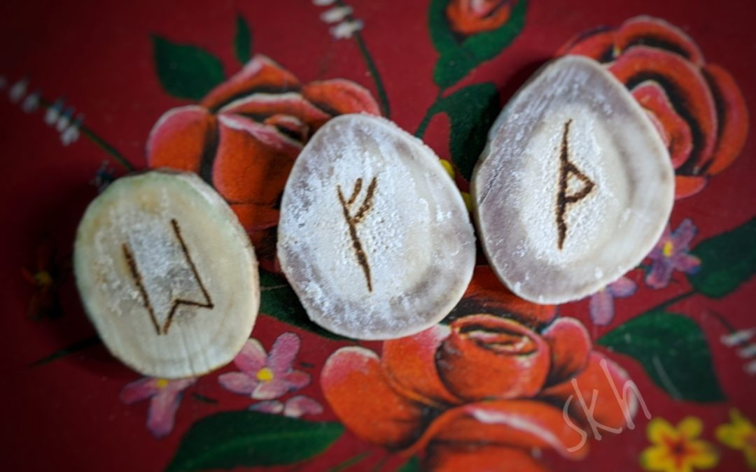 The Weekly Runecast for 26 July 2020 on Intentional Insights- by S. Kelley Harrell, Soul Intent Arts #theweeklyrune