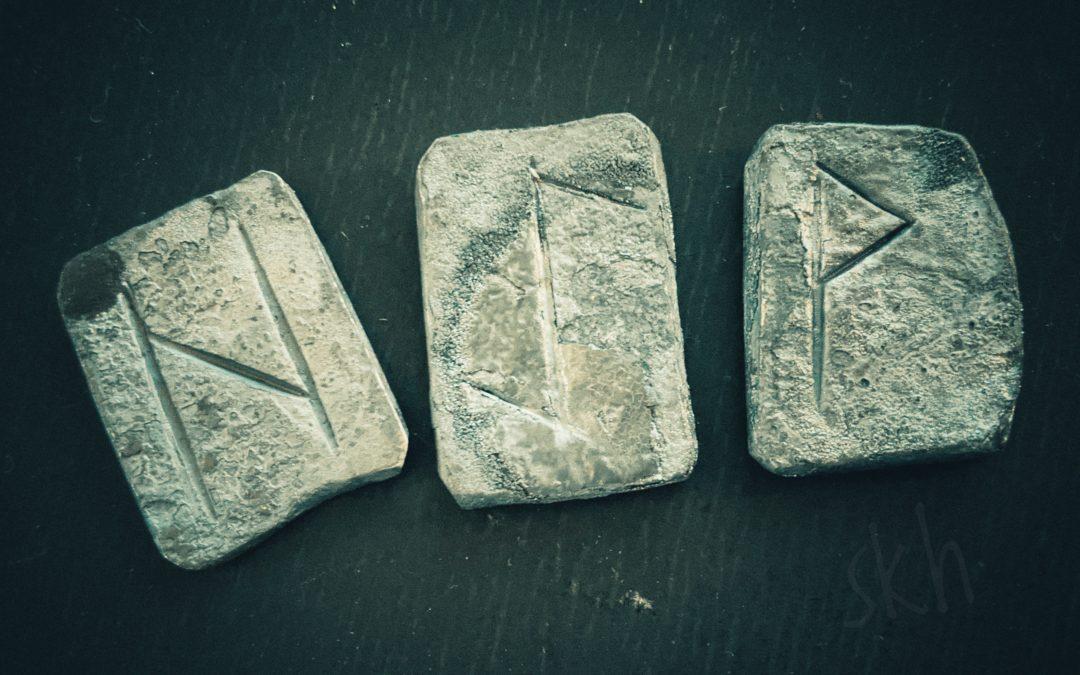 The Weekly Rune – Wunjo
