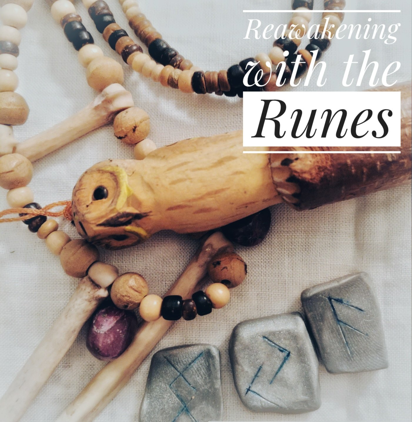 Reawakening with the Runes - Soul Intent Arts