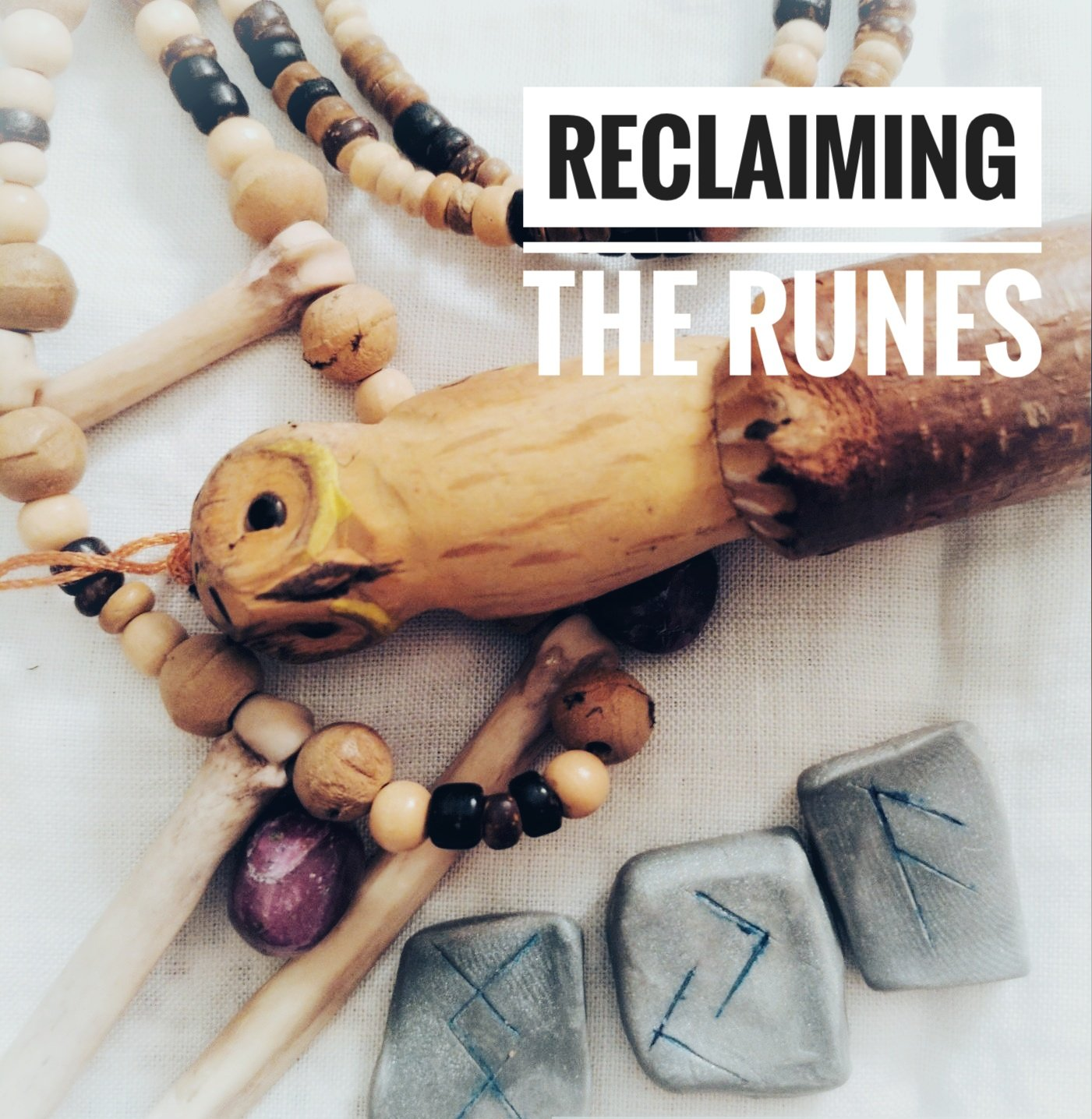 Reclaiming the Runes Intensive - Soul Intent Arts